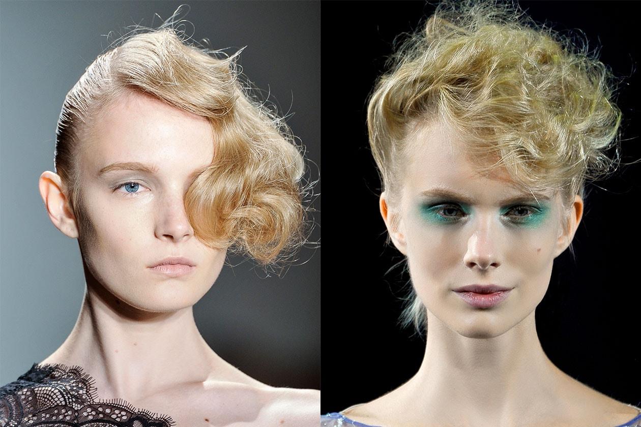 BEAUTY Trend capelli SS2014 Ricci 3