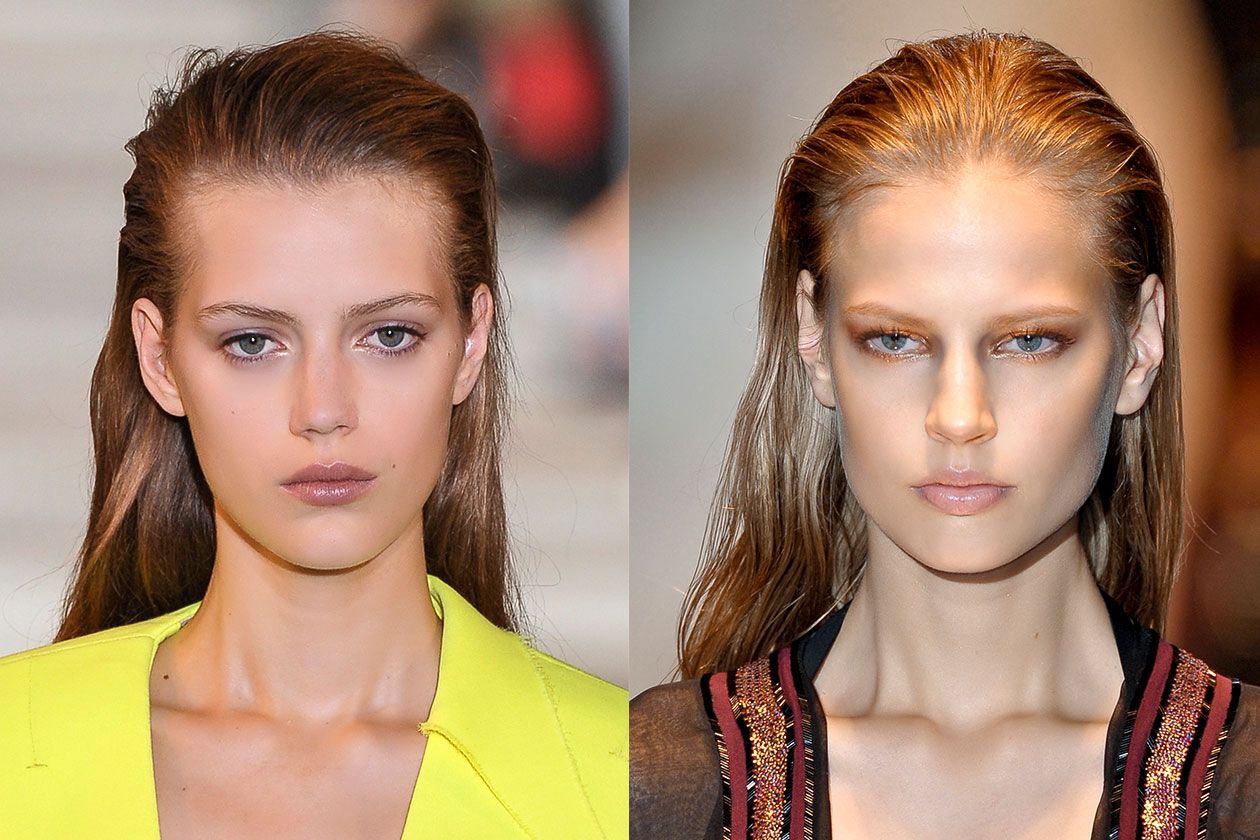 BEAUTY Trend capelli SS2014 Sleek 1