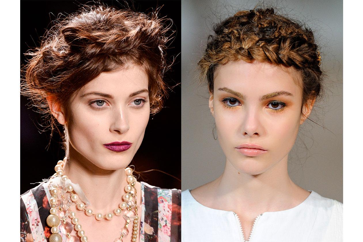 BEAUTY Trend capelli SS2014 Treccia 1
