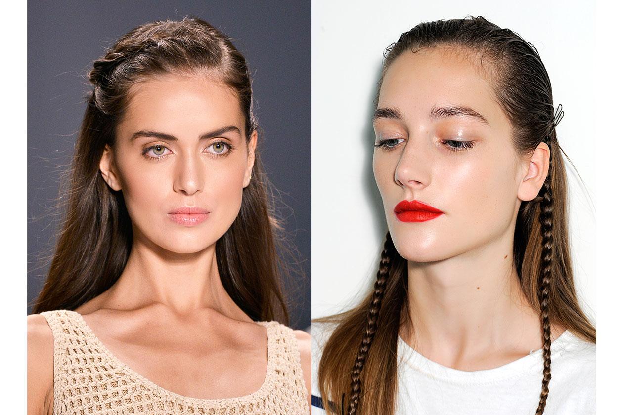 BEAUTY Trend capelli SS2014 Treccia 3