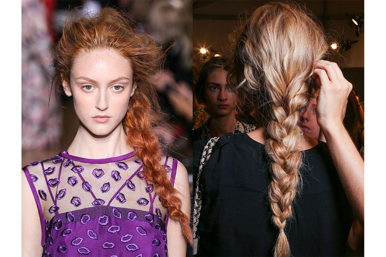 BEAUTY Trend capelli SS2014 Treccia 4