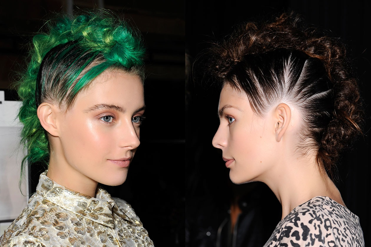 BEAUTY Trend capelli SS2014 Treccia 5