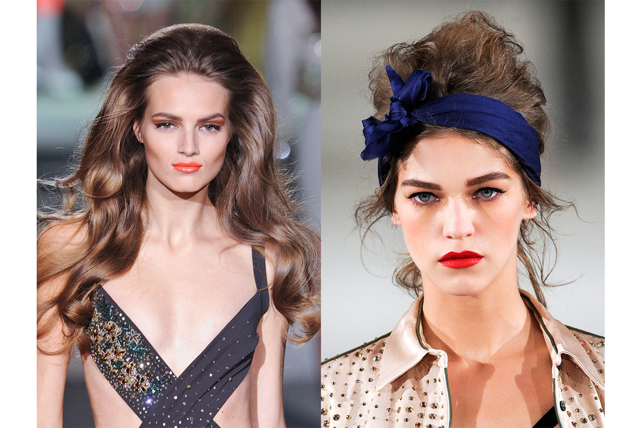 BEAUTY Trend capelli SS2014 Volume 1
