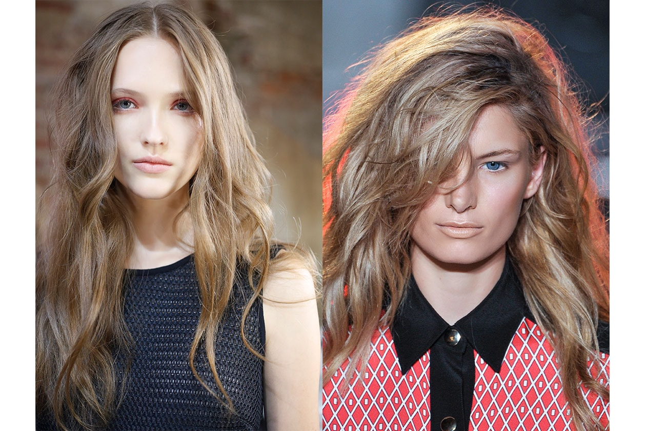 BEAUTY Trend capelli SS2014 Waves 1