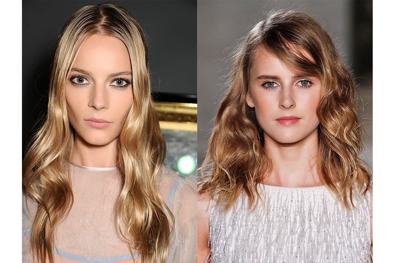 BEAUTY Trend capelli SS2014 Waves 2