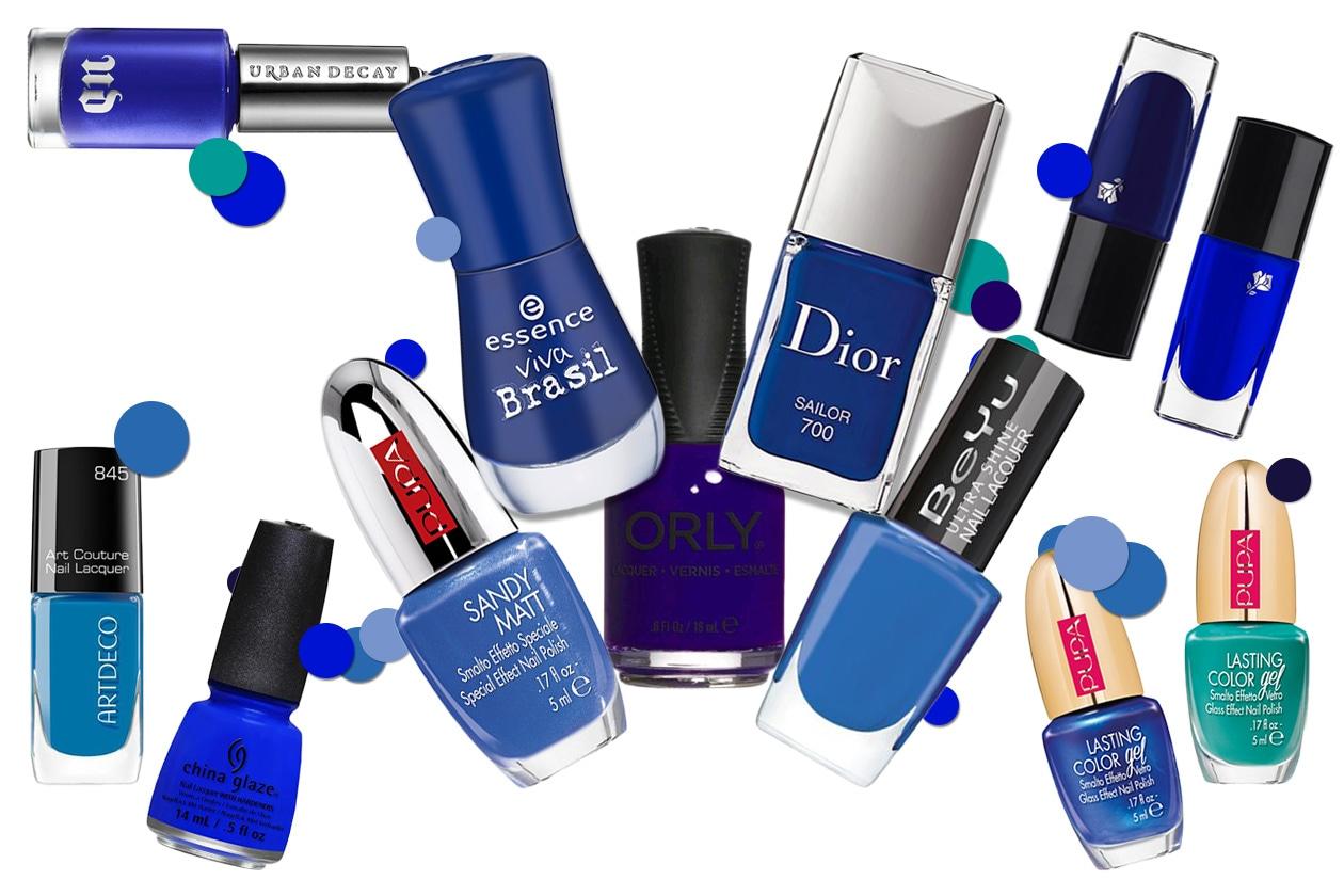 Beauty Smalti Blu 00 Cover collage