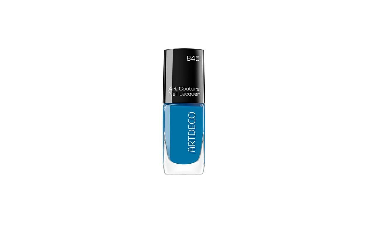 Beauty Smalti Blu artdeco 845