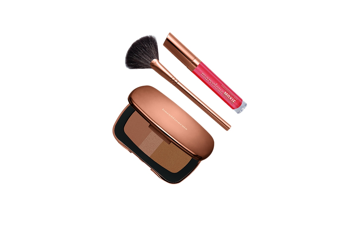 Beauty Terre Estate 2014 BareMinerals Kit First Resort