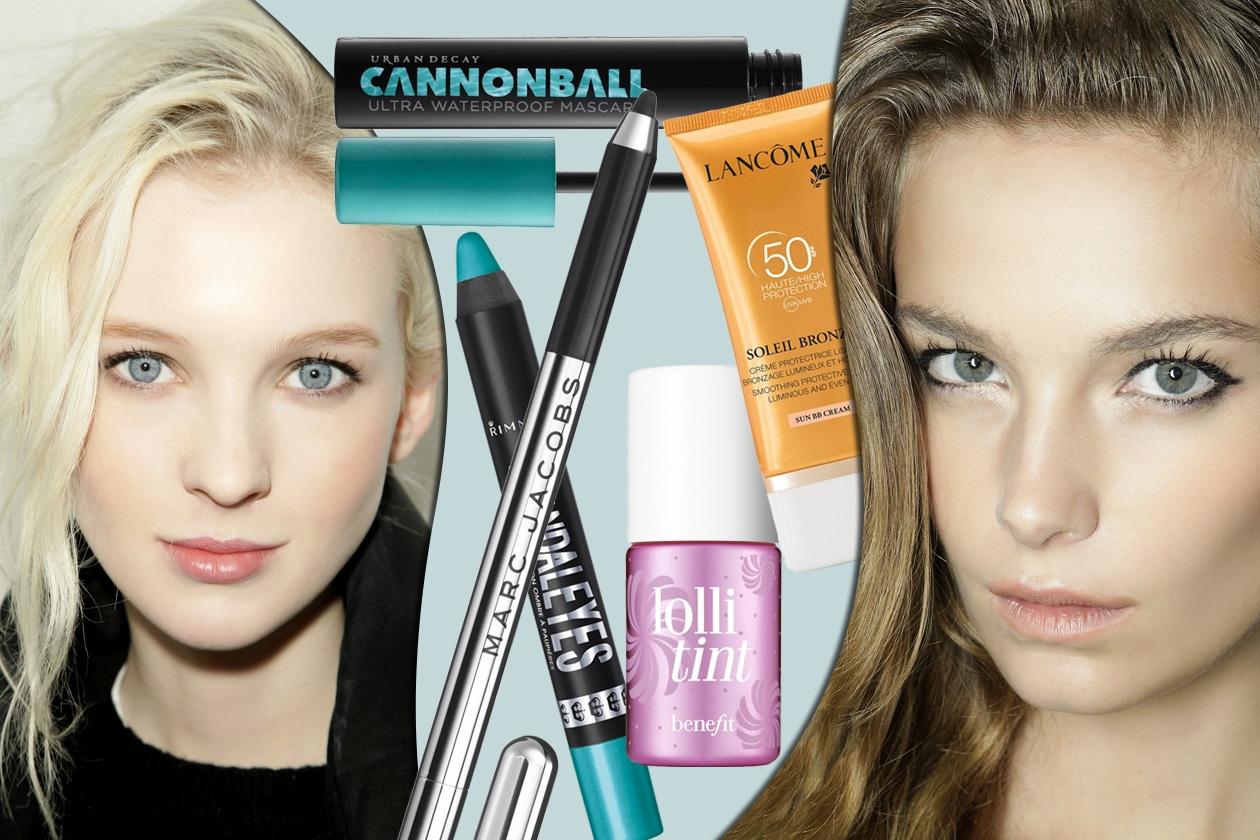 Make up: i prodotti waterproof per un trucco a lunga durata