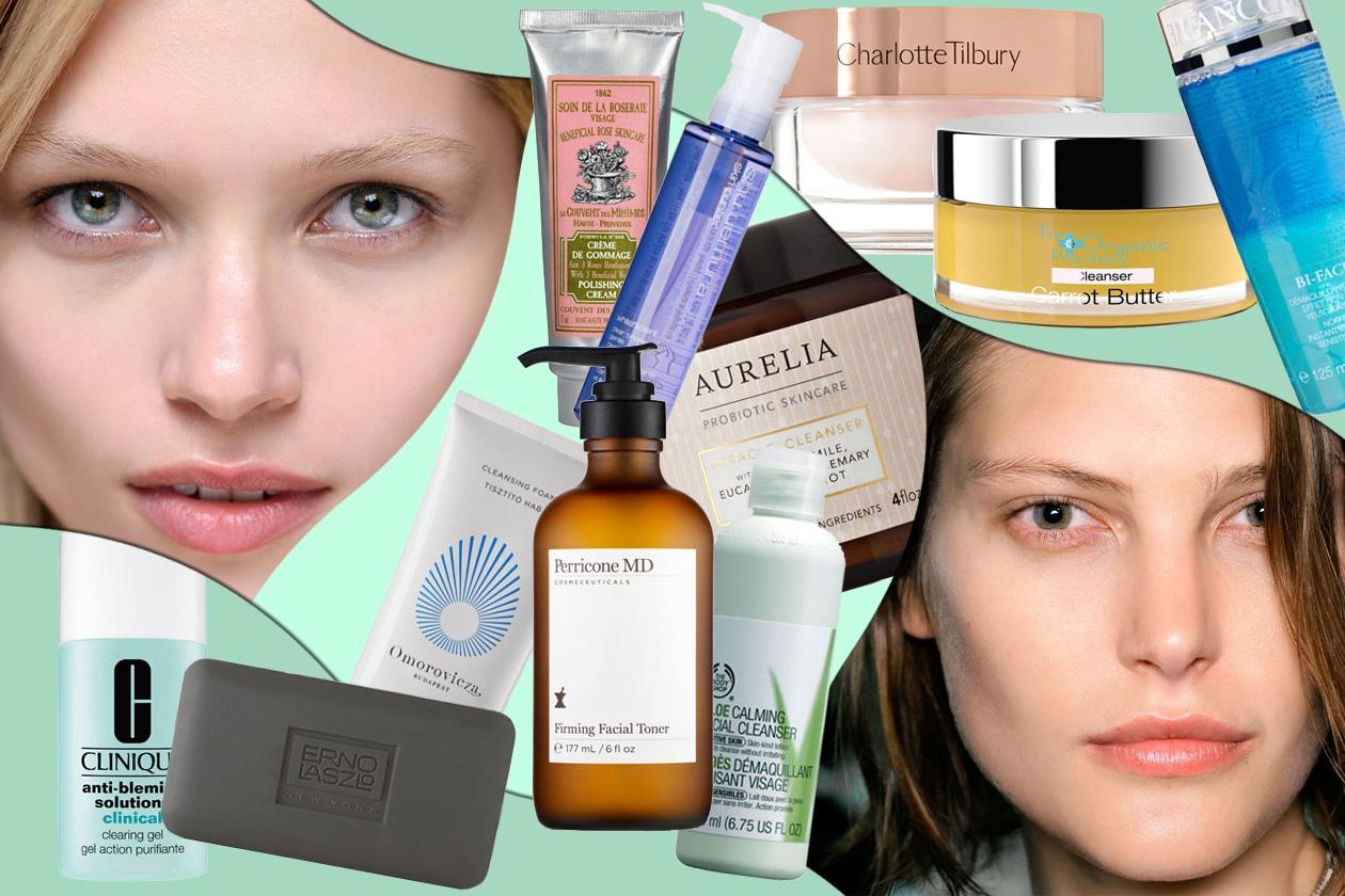 Pulizia viso: i nuovi rituali di bellezza selezionati da Grazia.IT