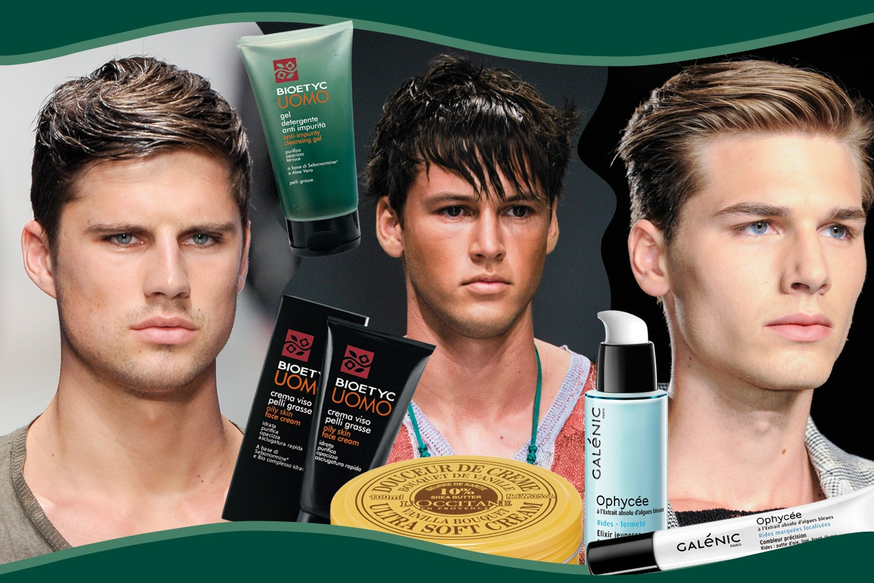 Creme uomo: il beauty kit per affrontare le temperature più alte. Scegliete il vostro mix di prodotti selezionati da Grazia.IT