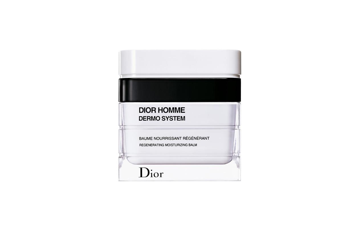 Dior ha messo a punto un soin pensato solo per gli uomini: si chiama Emulsion Hydratante Réparatrice Homme Dermo System