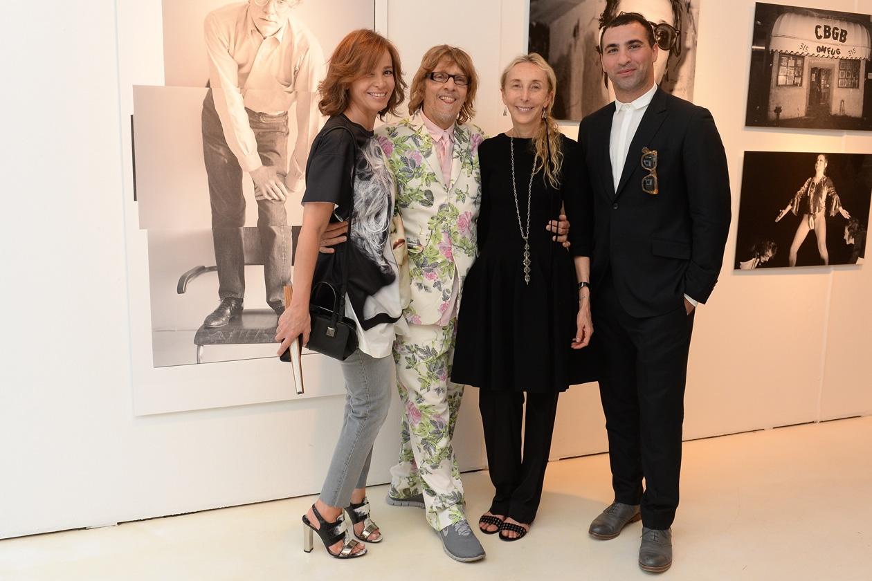 Fiona e Salem Cibani;Carla Sozzani;C. Makos