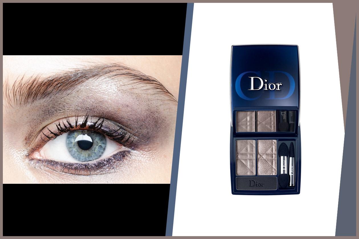 GLOWING EYES: sfumature glossy per rendere lo sguardo più profondo (CUSHNIE ET OCHS – Dior)