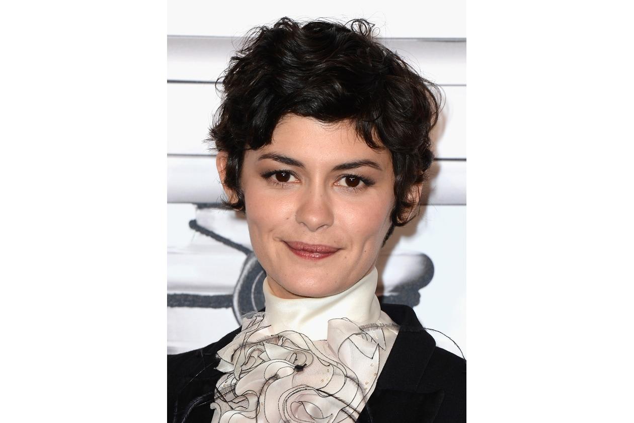 Hair look à la garçonne: il migliore taglio per il suo viso (2013)