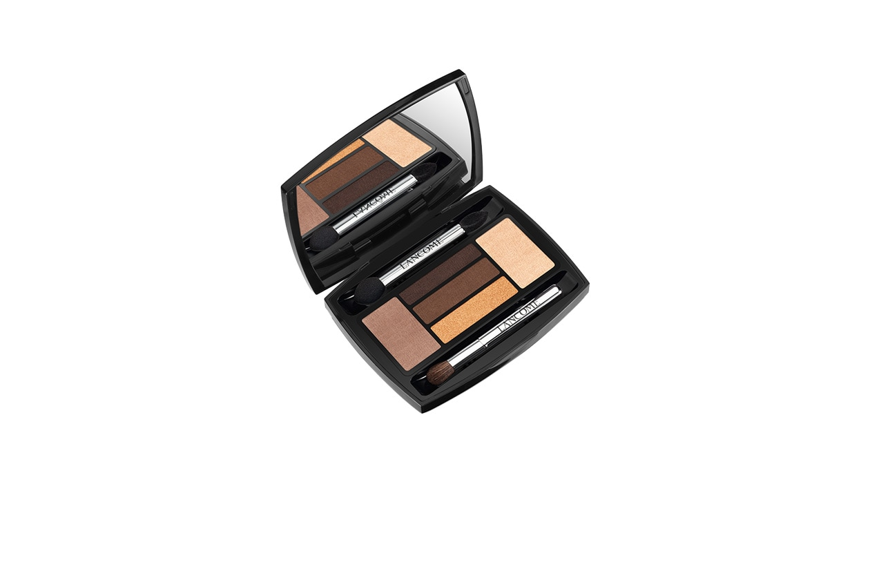 I Beauty Look di Jessica Stroup – Bronze smokey eyes con Lancome Hypnose Palette Star Eyes Brun au Naturel