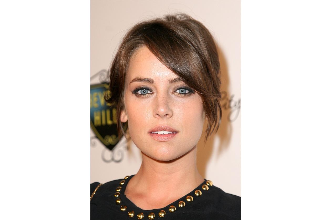 I Beauty Look di Jessica Stroup – Bronze smokey eyes