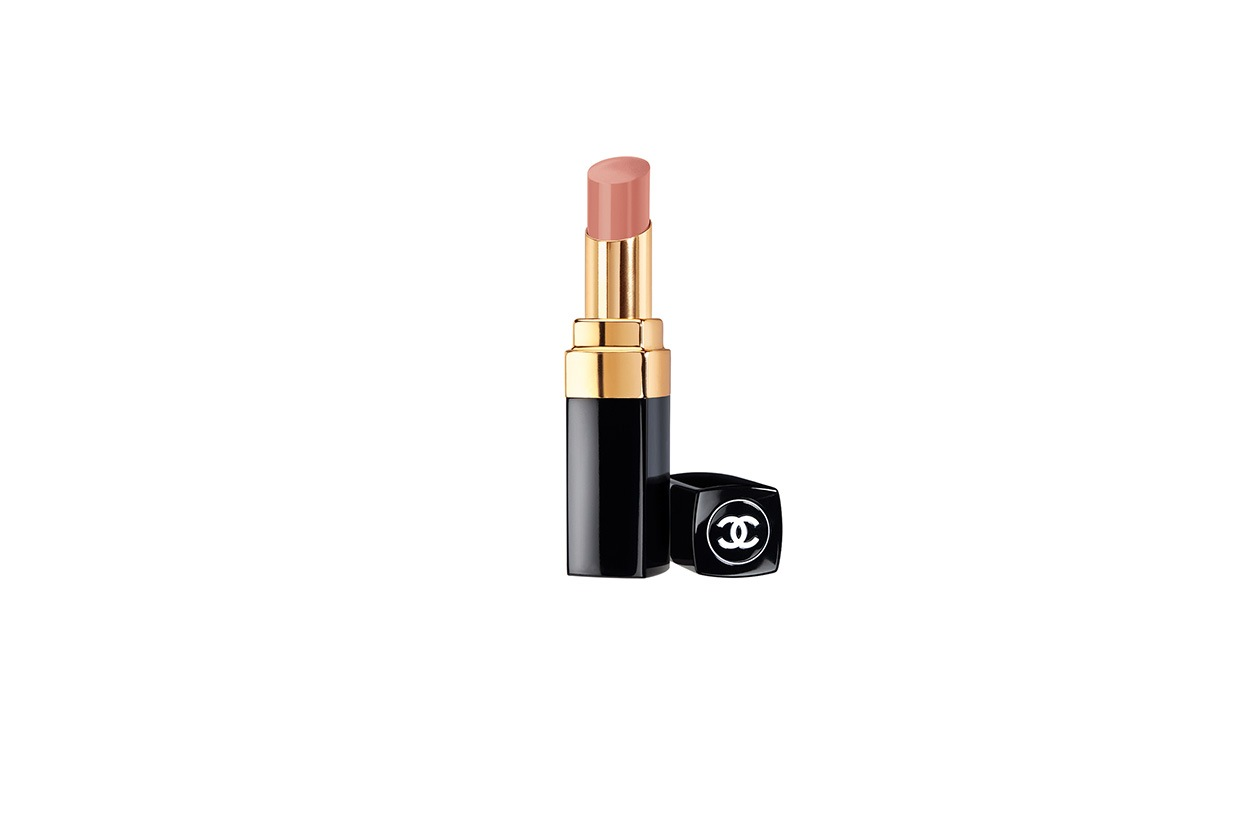I Beauty Look di Jessica Stroup – Natural skin con Chanel Rouge Coco Shine 89 Satisfaction