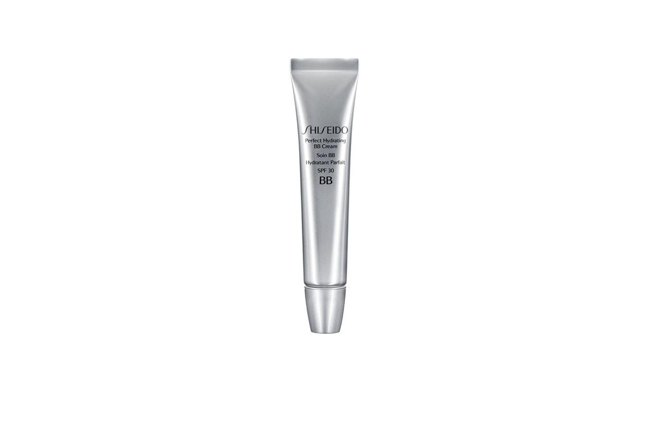 I Beauty Look di Jessica Stroup – Natural skin con Shiseido Perfect Hydrating BB Cream