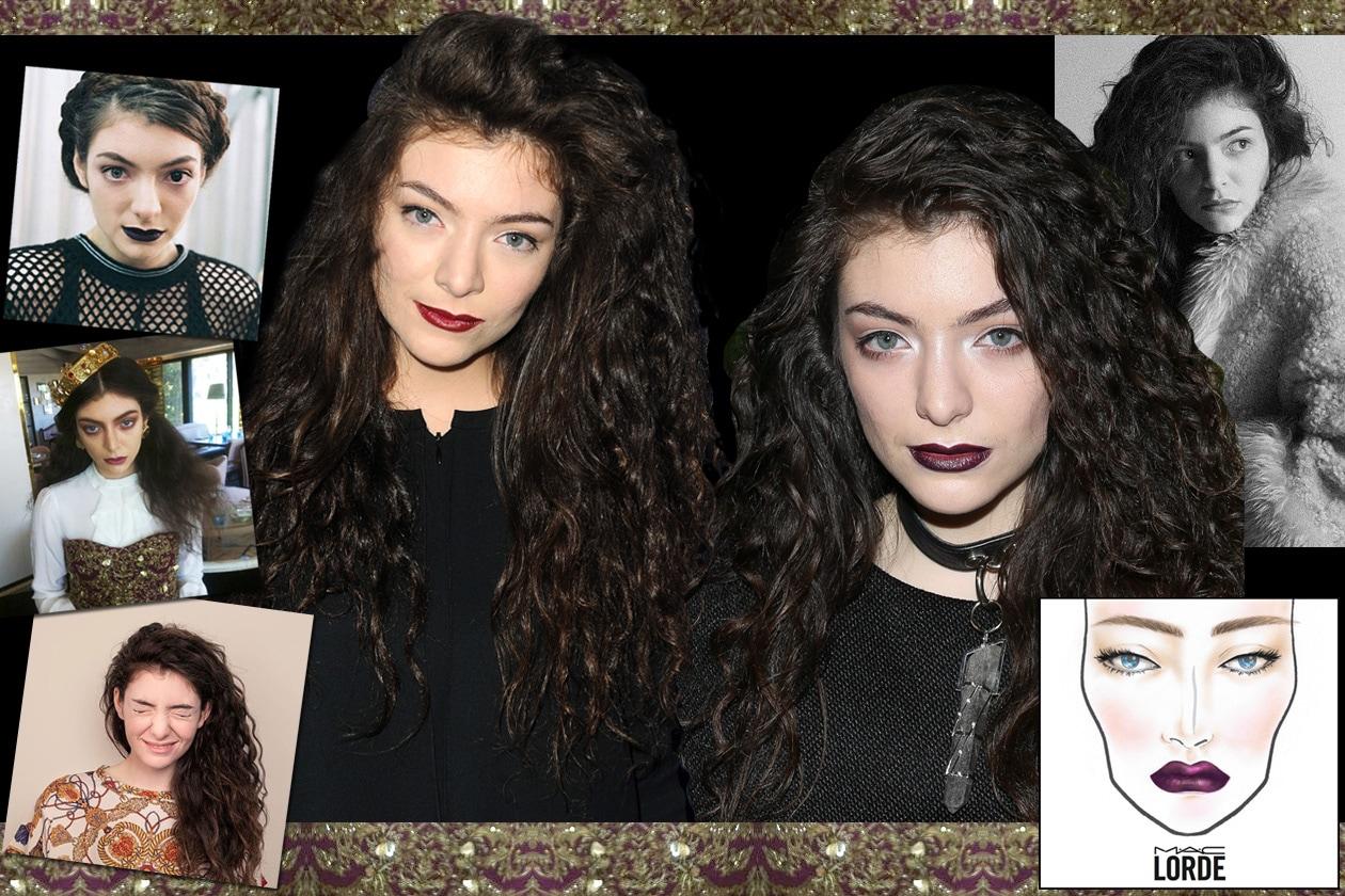 I beauty look di Lorde: dark ma con stile. La selezione di Grazia.IT