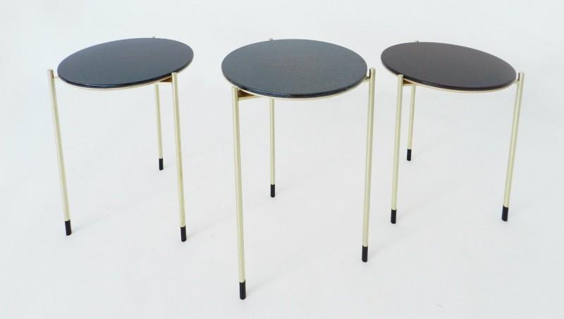 I tavolini Small Family growing di Veruska Gennari per Demosmobilia