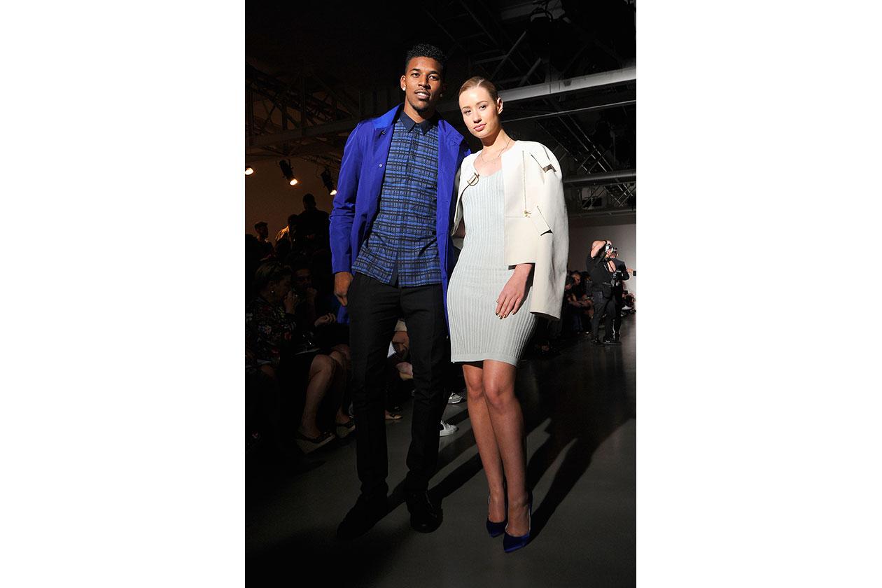 Il cestista Nick Young fidanzato di Iggy Azalea da Calvin Klein