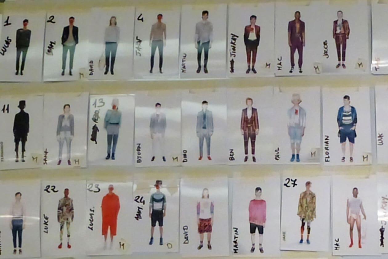 La Line Up