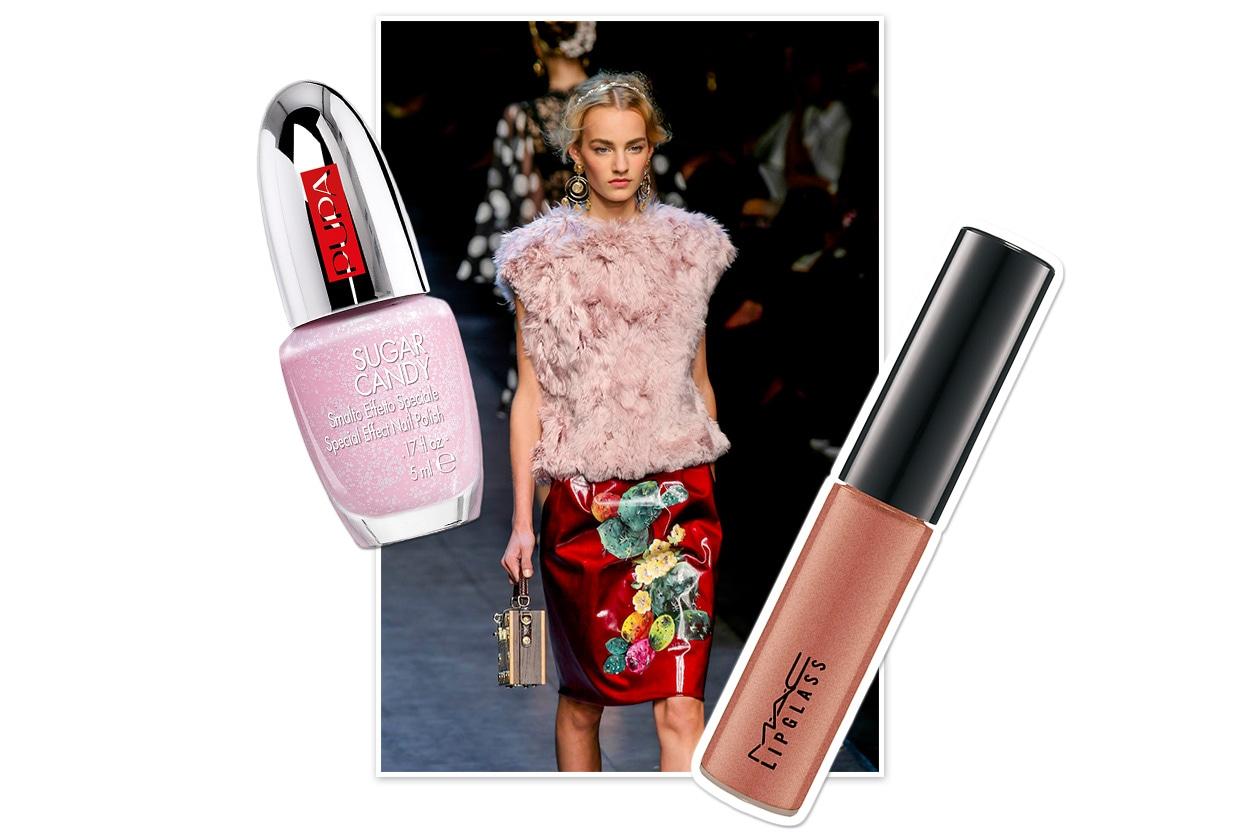 MIX&MATCH: miscele di texture evocative (Dolce&Gabbana – Pupa – MAC Cosmetics)
