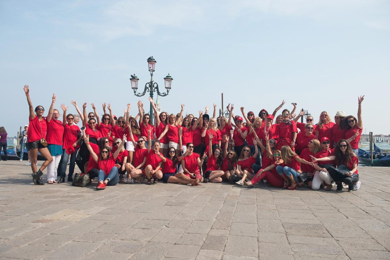 Maria Grazia Chiuri C&R Ladies St. Mark's Square Venice 1