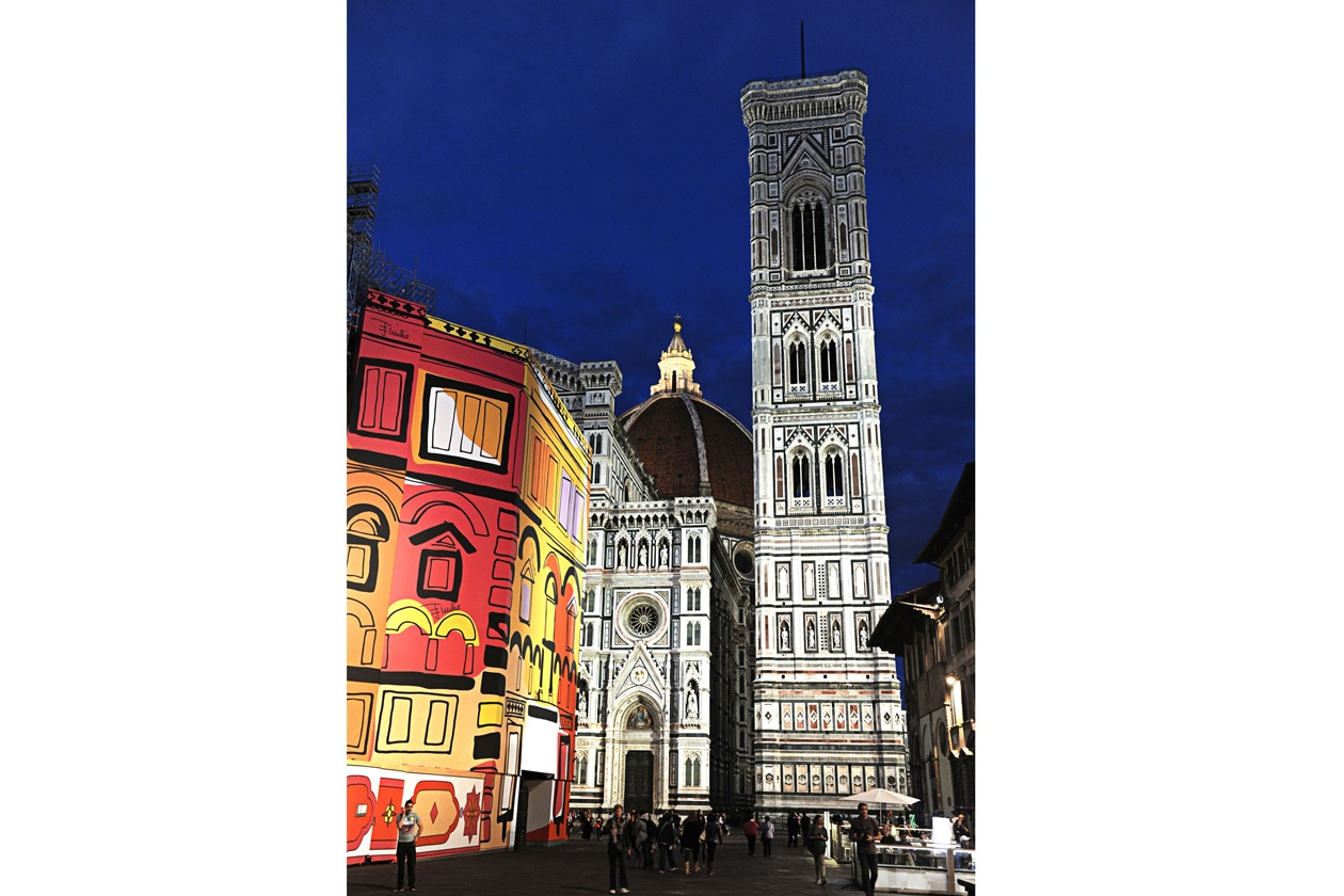 'Monumental Pucci' Florence 02