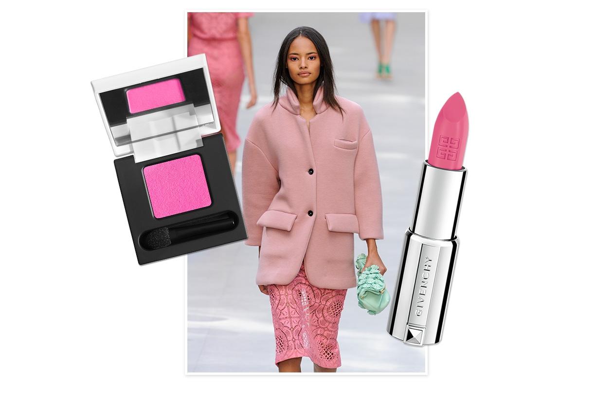 PINK!: a tutto rosa, il colore candy per eccellenza (Burberry Prorsum – Givenchy – Diego Dalla Palma)