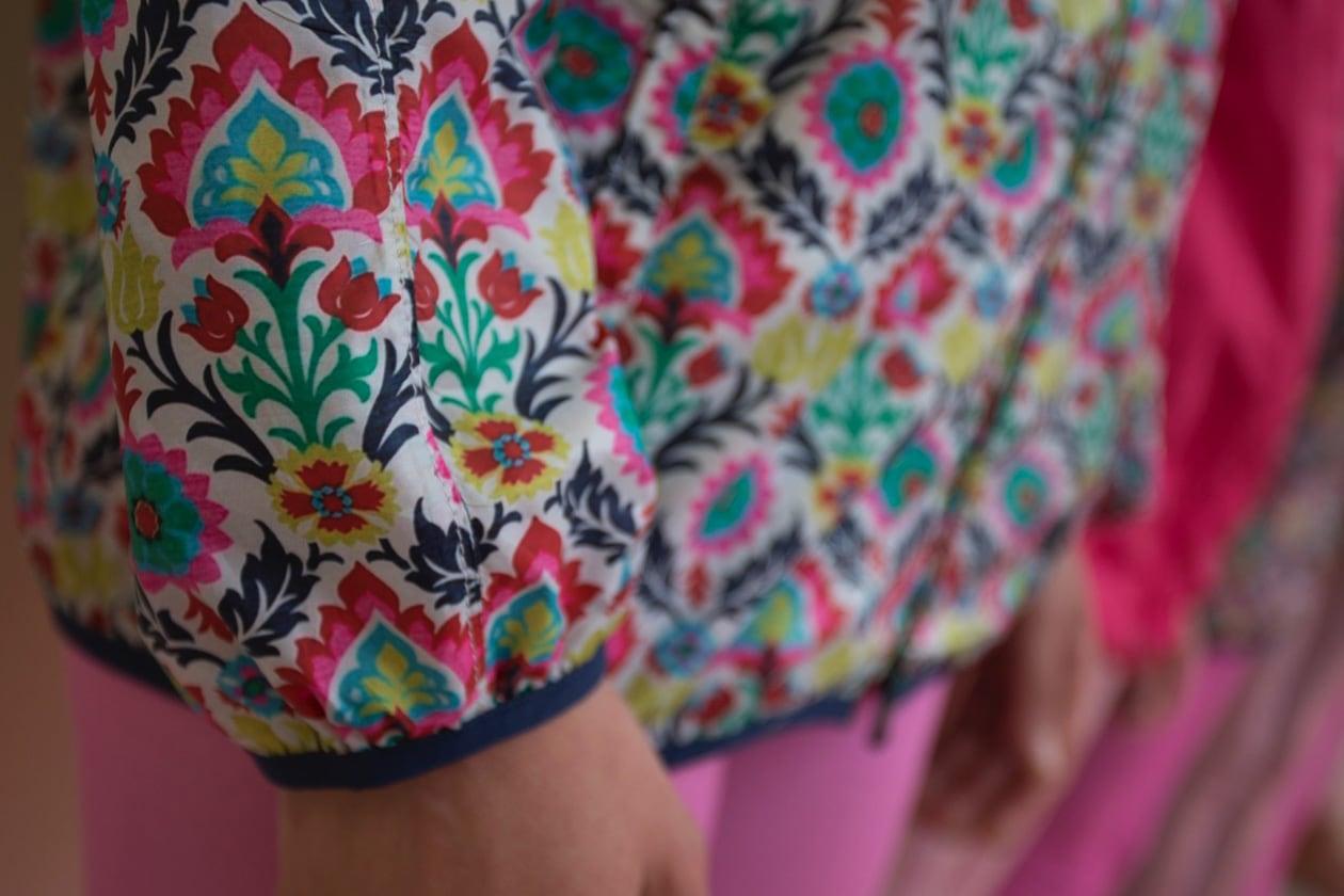 Peuterey Blooming Colors4