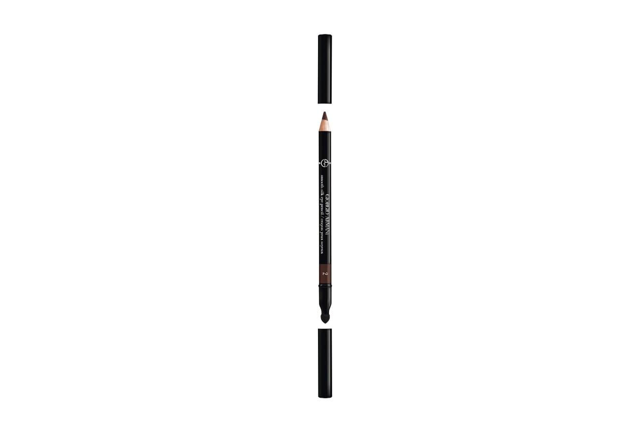 Provate con una matita per occhi come laSmooth Silk Eye Pencil di Giorgio Armani