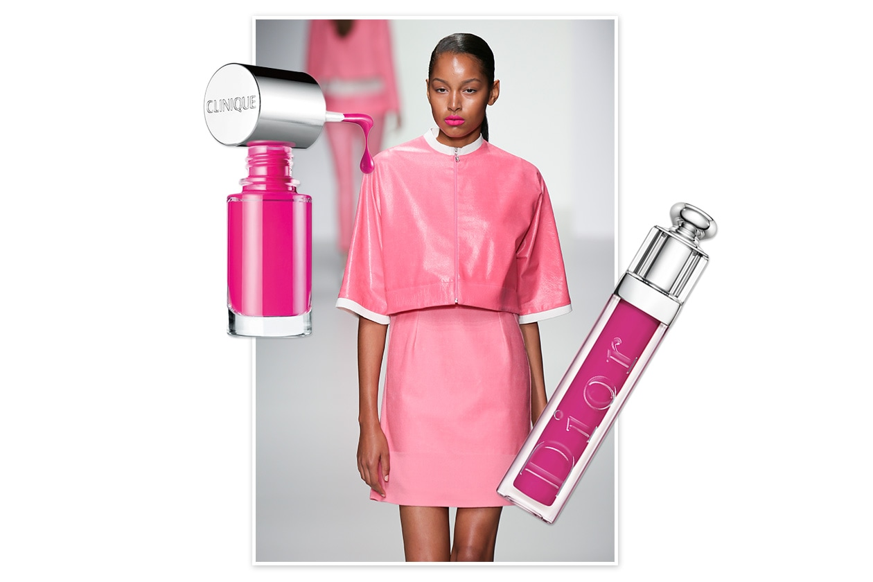 SHOCKING: come una glassa rosa (J JS LEE – Dior – Clinique)