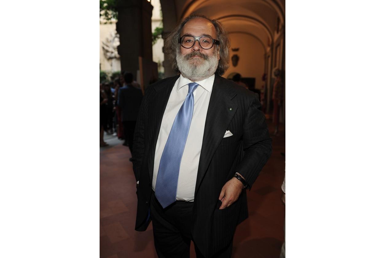 Stefano Ricci at the Emilio Pucci 'Design the Dream' cocktail 17.06
