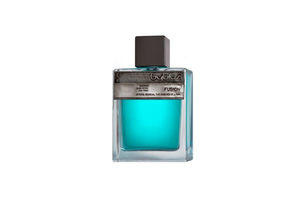 Una fragranza che è una fusione di forza e sensualità Byblos Fusion