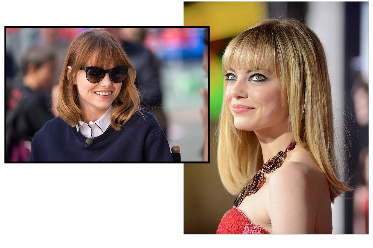 BEAUTY taglio bob lob estate 2014 Emma Stone 3