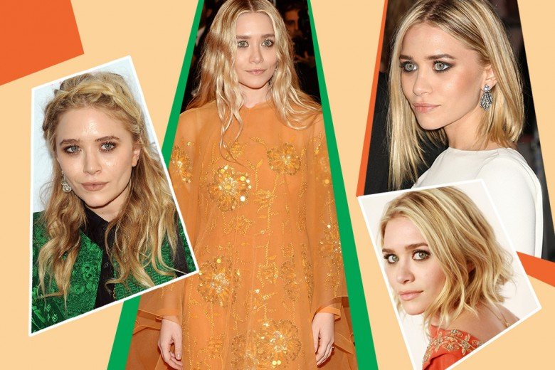 Capelli: l'evoluzione delle acconciature di Mary-Kate e Ashley Olsen