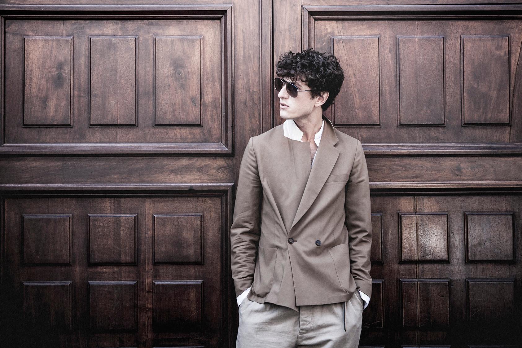 Giovanni Dario Laudicina: «La moda? Deve essere piacere e divertimento»