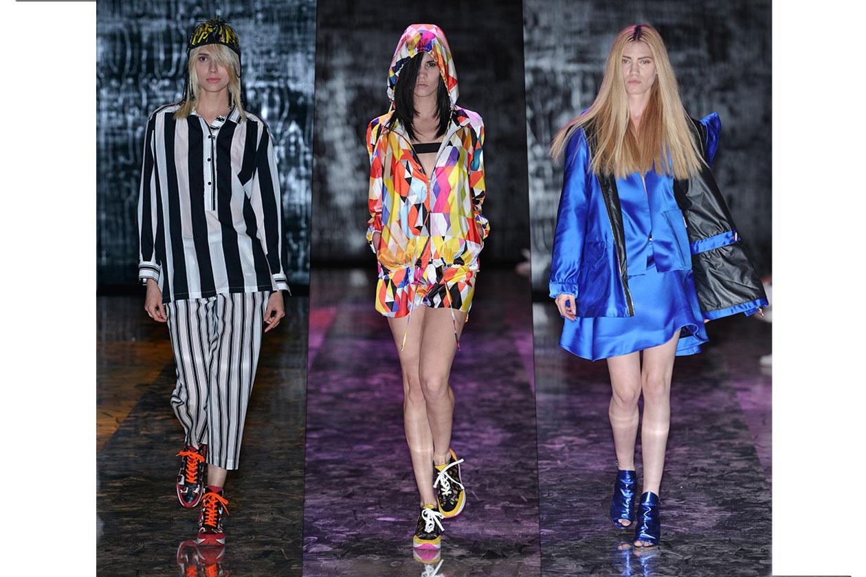 Fashion Evento i cinque fiori sfilata 2