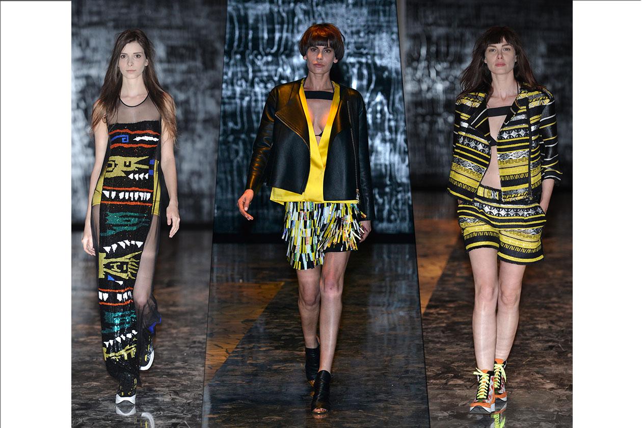 Fashion Evento i cinque fiori sfilata 3