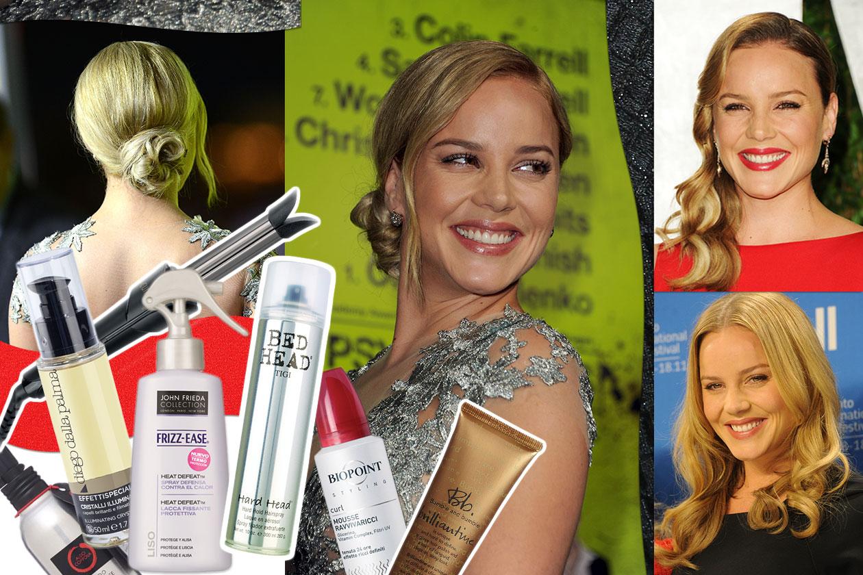 Abbie Cornish diva dai capelli biondi: tutti i suoi hair look più belli