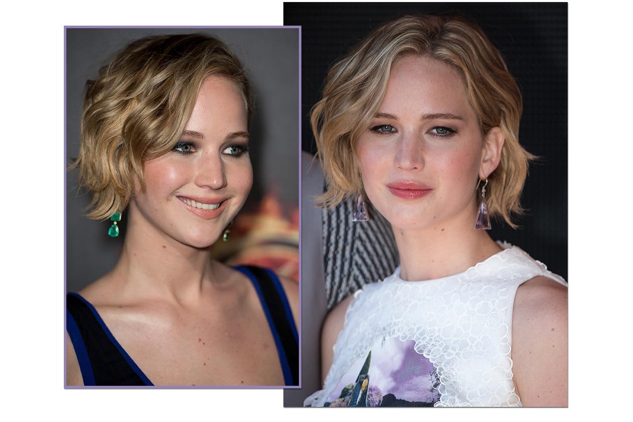 BEAUTY taglio bob lob estate 2014 Jennifer Lawrence 3