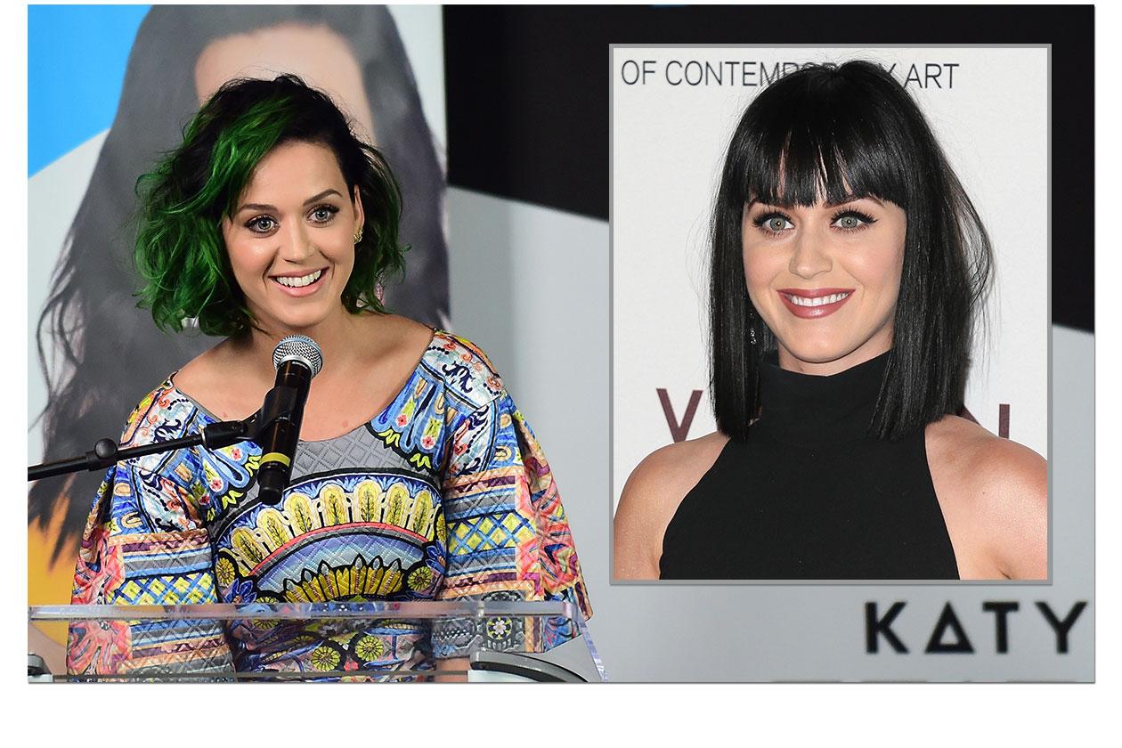 BEAUTY taglio bob lob estate 2014 Katy Perry 3
