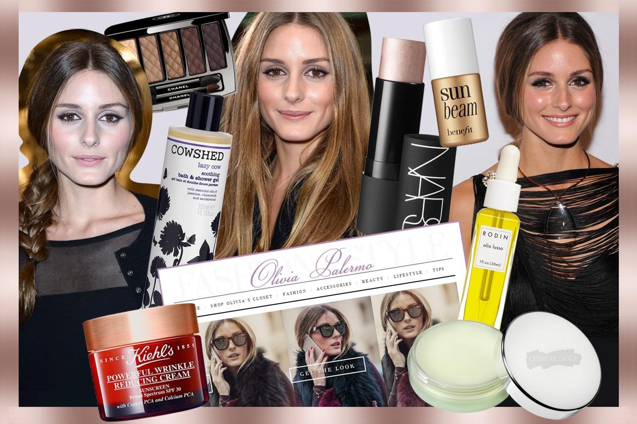 Olivia Palermo: la famosa socialite rivela tutti i suoi segreti di bellezza, dallo skincare al make up