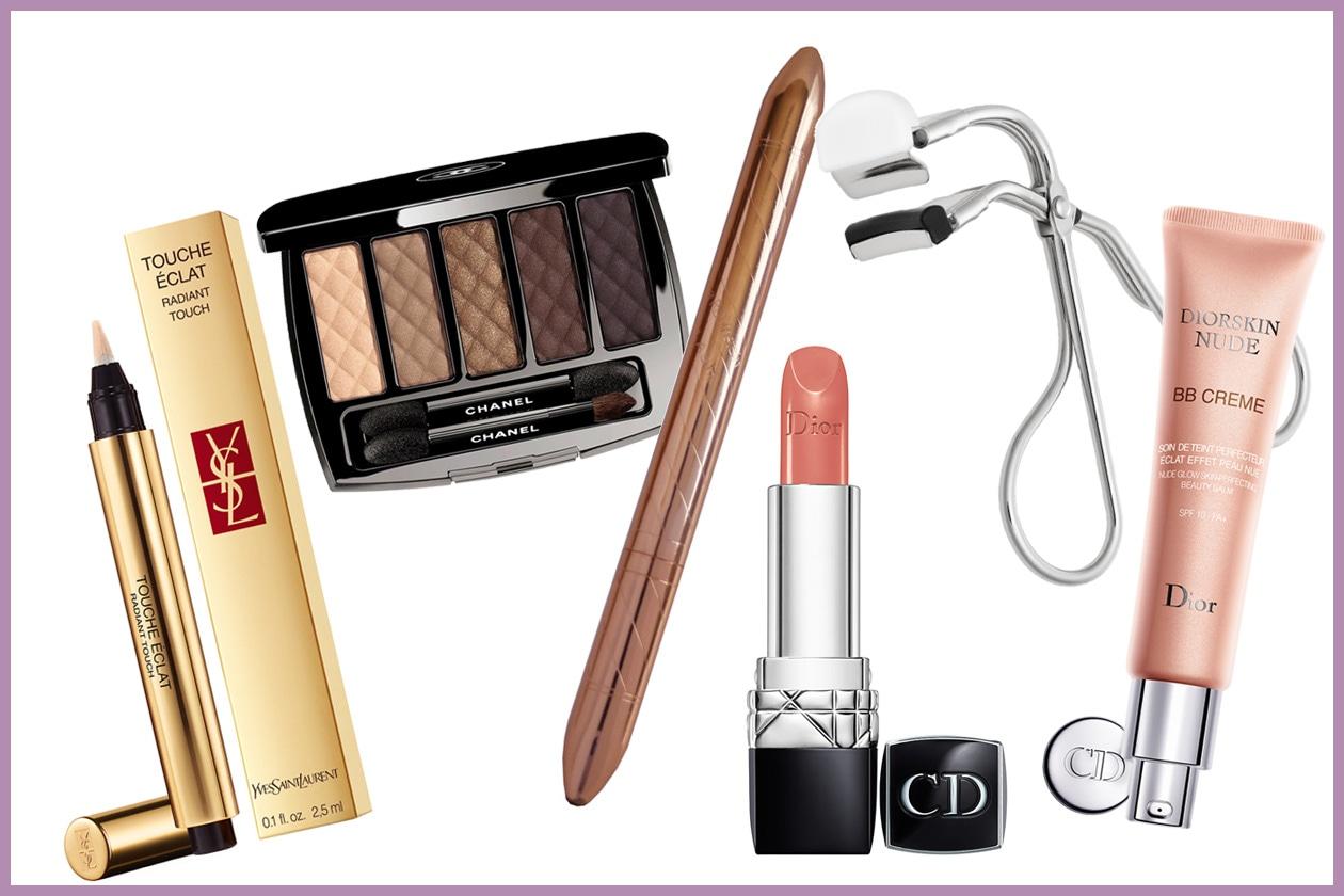 IL MAKE UP SECONDO OLIVIA: prodotti easy-to-use e versatili (Dior – Chanel – Helena Rubinstein – Shu Uemura – Yves Saint Laurent)