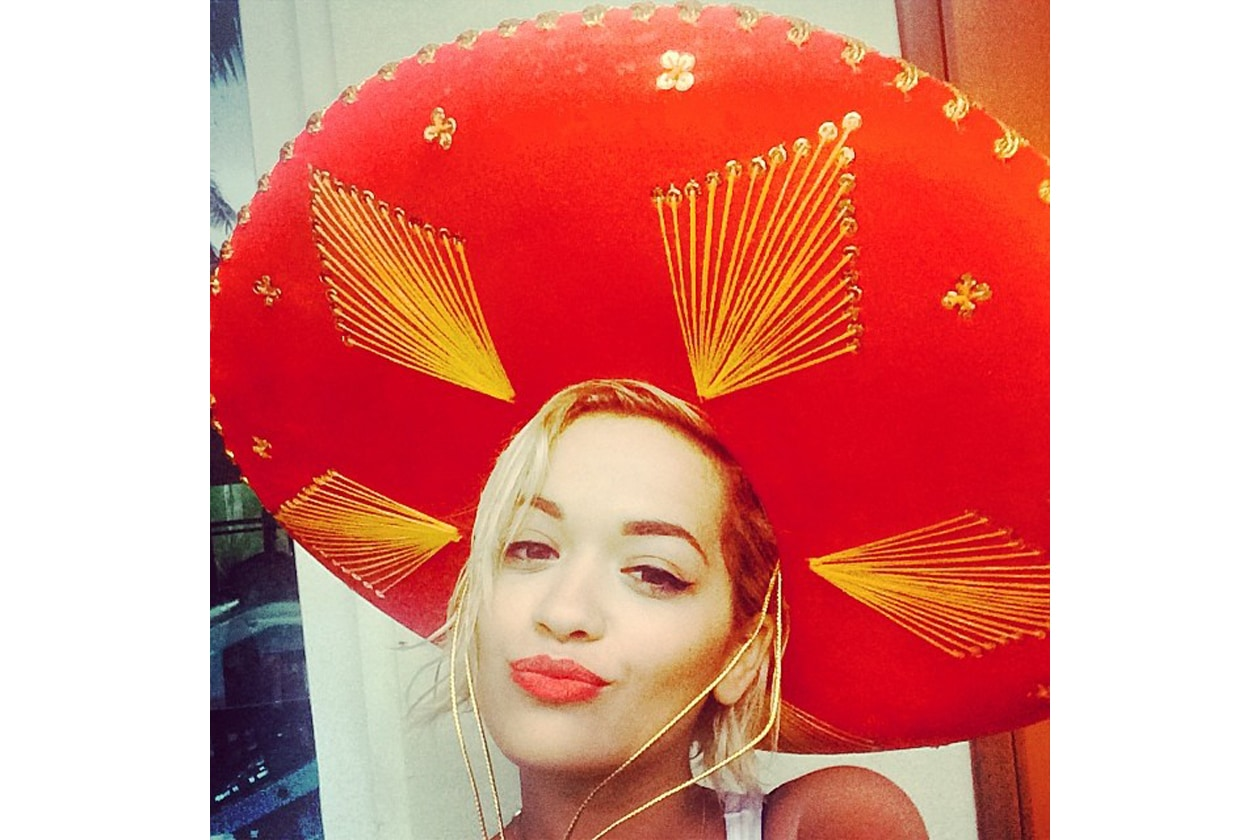 Rita Ora: «Na na na na na na na»