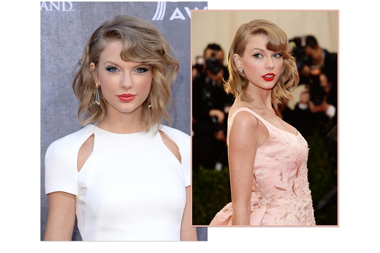 BEAUTY taglio bob lob estate 2014 Taylor Swift 3