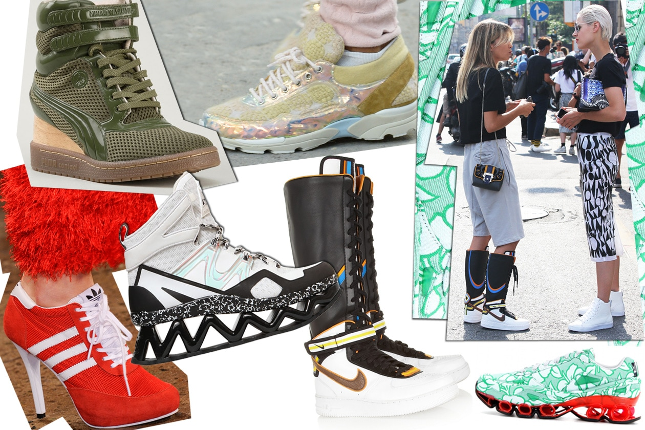 09 sneakers del futuro