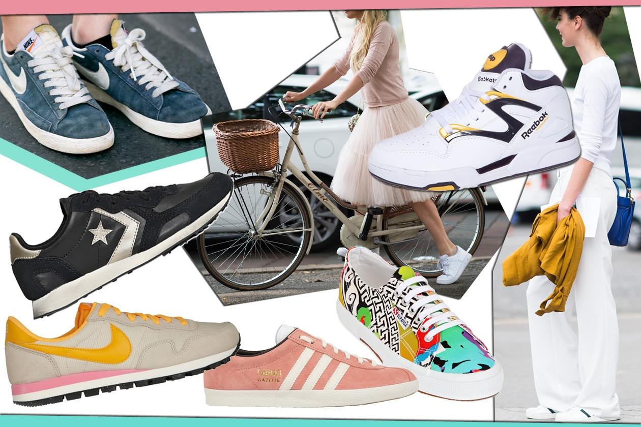 10 sneakers old school